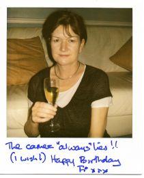 Christmas 2009 - Fiona