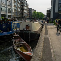 Regent's canal today