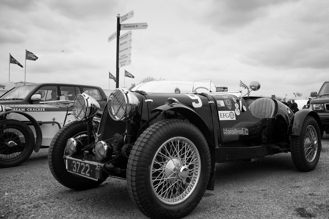 Aston Martin 2-litre Speed Model