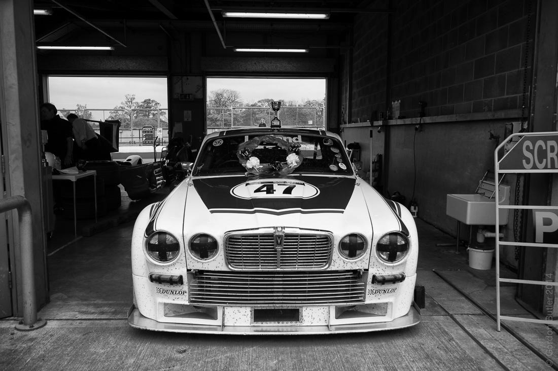 Jaguar Broadspeed XJ12C