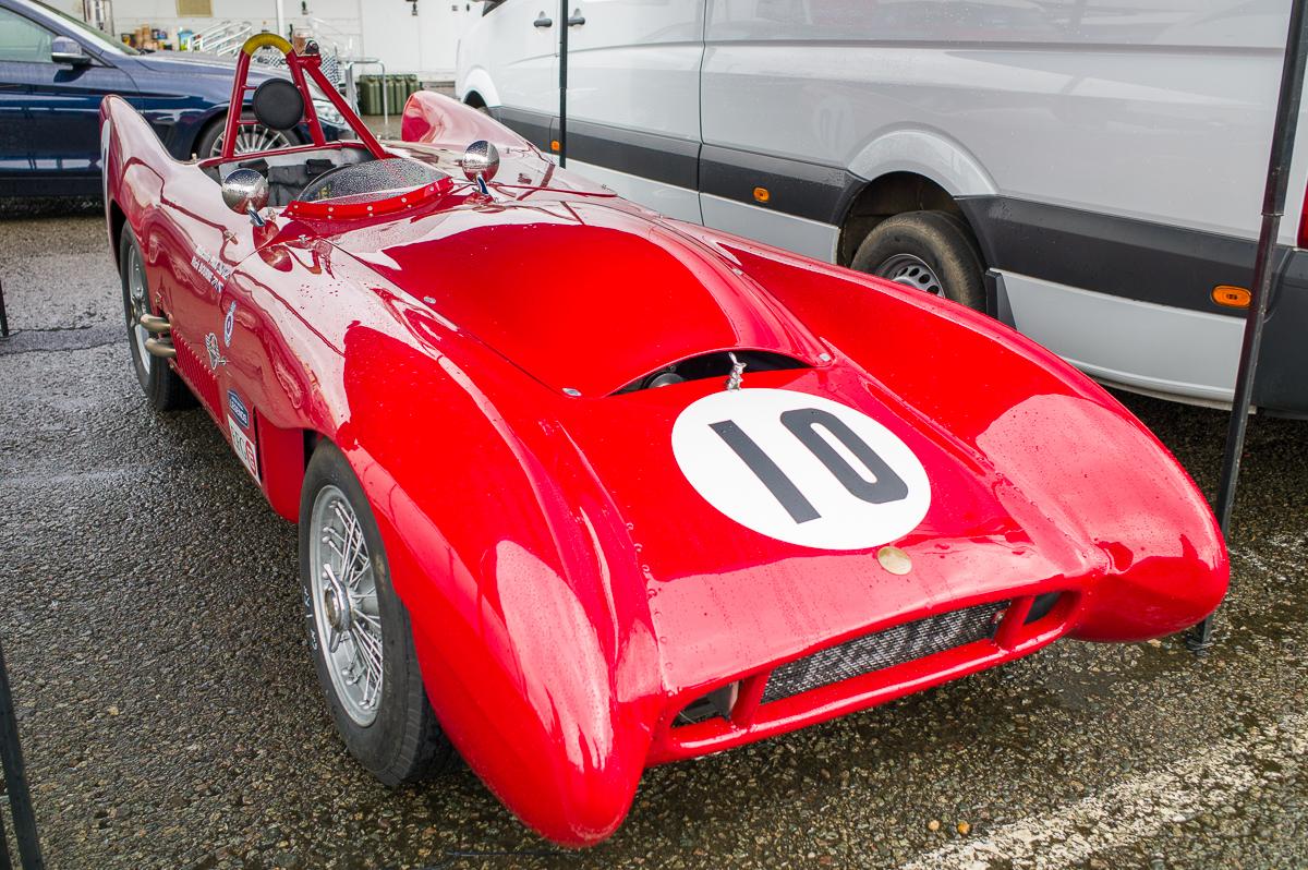 1955 LOTUS MK X