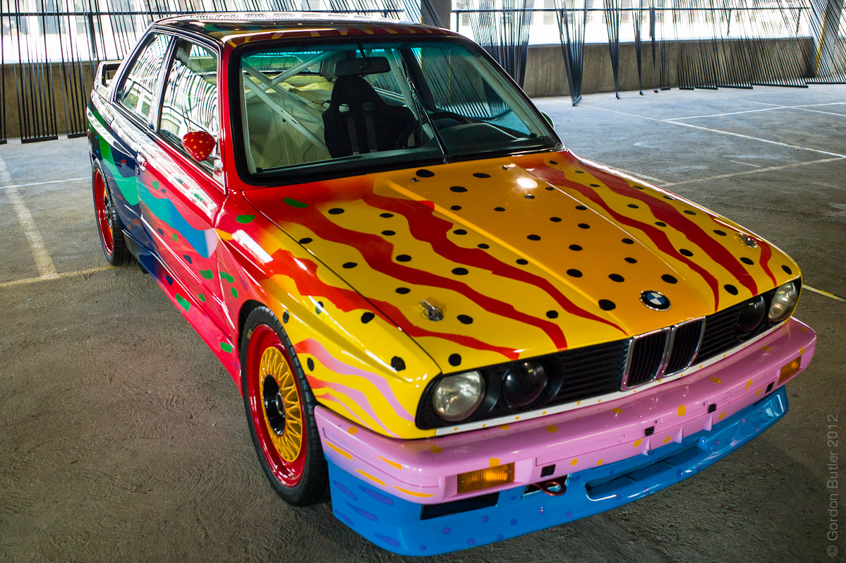 Ken Done, 1989 - BMW M3 Group A
