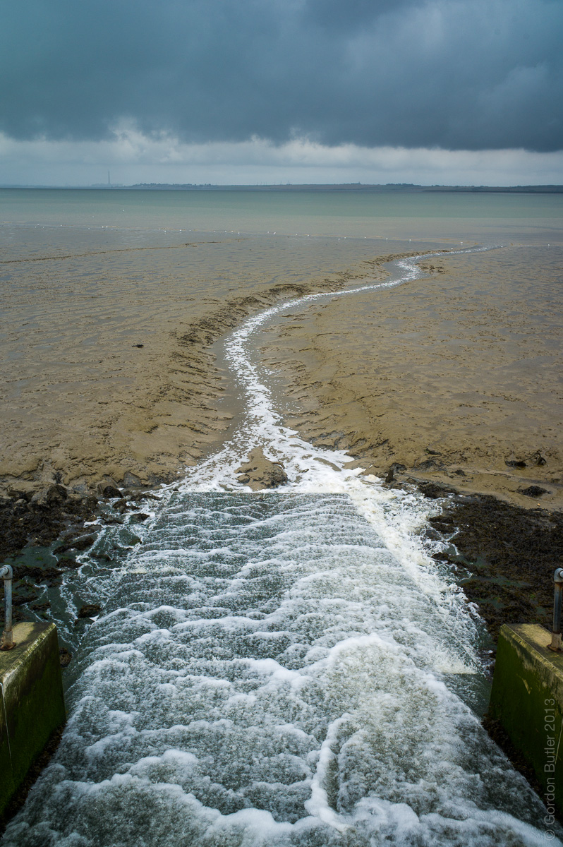 spillway, Canvey Island